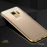 Luxury High-end Fashion Transparent Case For Galaxy A8 Plus