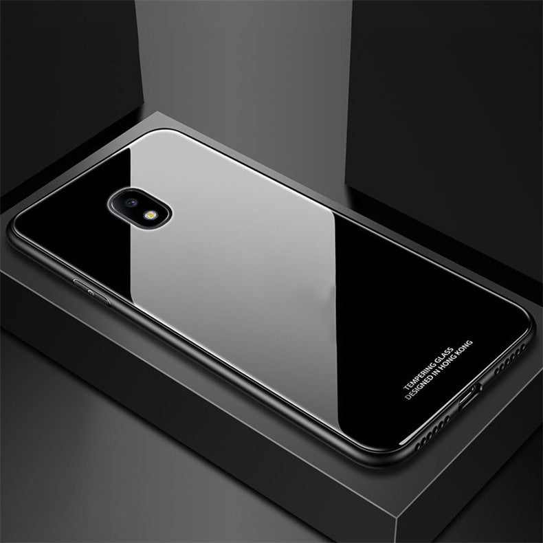 9H Luxury Tempered Glass Protective Case for Galaxy J7 Pro – Casewale 4584ce477551