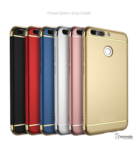 Huawei Honor 8 pro 3 in 1 Hybrid Cover Protective Shield Case