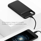 Baseus 5000mAh External Battery Charger Case For iPhone XS