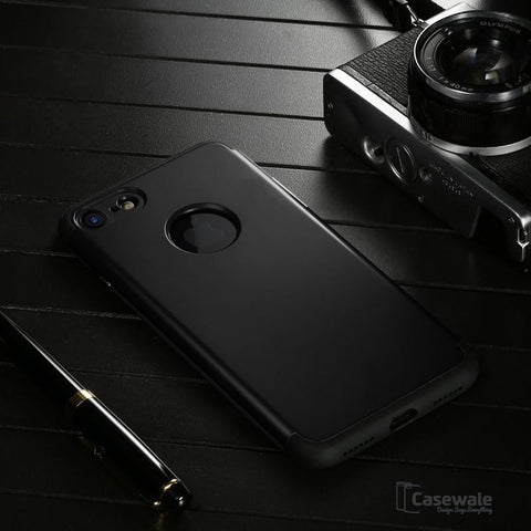 iPhone 7/ 7 Plus Luxury PC Combo TPU Protective Shell Back Cover