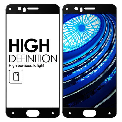 One Plus 5 Premium 3D Tempered Glass