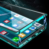 Double Sided Tempered Glass Magnetic Case For Galaxy Note 10/ Note 10 Plus