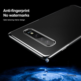 High-end Fashion Transparent Case For Galaxy S10/ S10 Plus