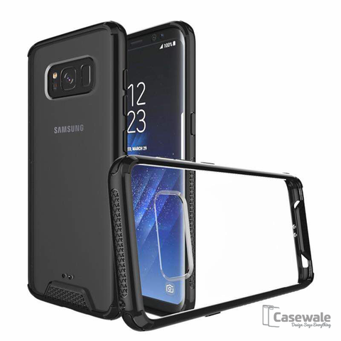 Galaxy S8 & S8 Plus Ultra Thin Transparent Case