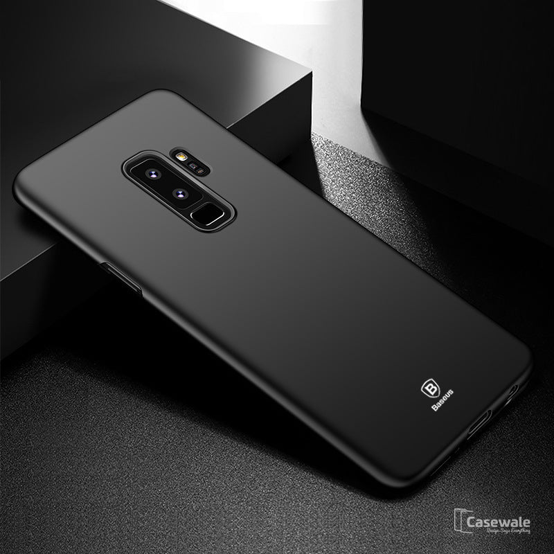 huge selection of 1a71a 3c698 Baseus Luxury Ultra Thin Smooth Matte PP Case for Galaxy S9 / S9 Plus
