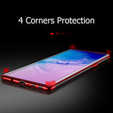 High-end Fashion Transparent Case for Galaxy Note 10 / 10 Plus