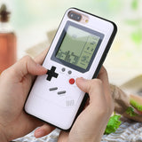 Gameboy Multifunction Tetris Phone Case for iPhone 7, 8/ 7, 8 Plus