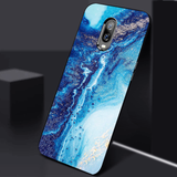 Fantasy Ink Pattern Luxury Marble Case for OnePlus 6T