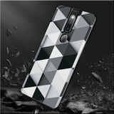 Ashford Color Marble Pattern Glass Case for Oppo F11 Pro
