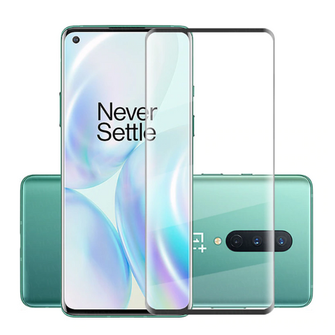 Tempered Glass Screen Protector for OnePlus 8/ OnePlus 8 Pro