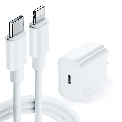 iPhone 12 Charging Cable & Adapter