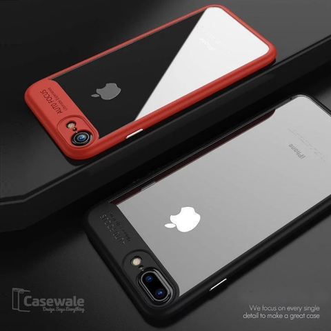Apple iPhone Camera Protection Ultra Thin Transparent Case