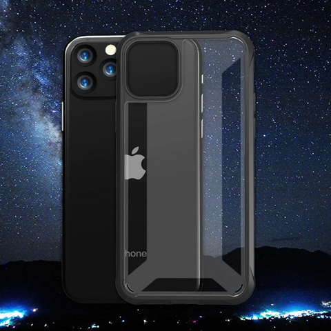 Anti Shock Transparent Protective Case for iPhone 11 Series