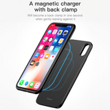 Baseus 5000mAh Wireless Charger Case For iPhone X
