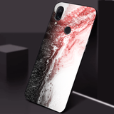 Fantasy Ink Pattern Luxury Marble Case for REDMI NOTE 7 / 7 PRO