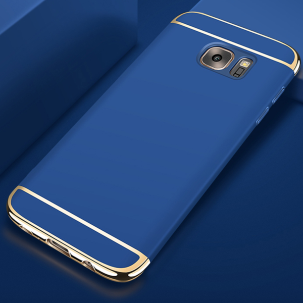 brand new 63746 72c3a Galaxy S7 Edge Luxury Metal Electroplating Case