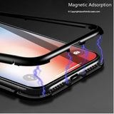 Electronic Auto-Fit Magnetic Case for Galaxy