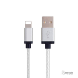 Braided Wire Charger Data Sync Nylon Cable for iPhone