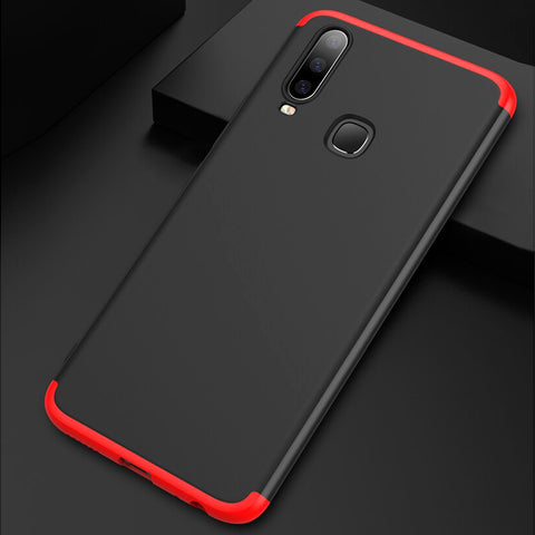 360 Full Body Hard Protection Matte Case For Vivo Y17