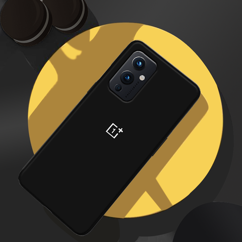 Original Silicone Logo Case for OnePlus 9 / 9 Pro