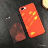 Apple iPhone Touch Sensitive Color Changing Back Cover