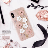 Luna Aristo Jasmine Back Case for iPhone X