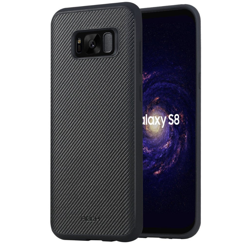 Samsung Galaxy S8, S8 Plus Hard Silicone Protective Case