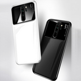 Luxury Smooth Ultra Thin Mirror Effect Case for Redmi Note 8 Pro