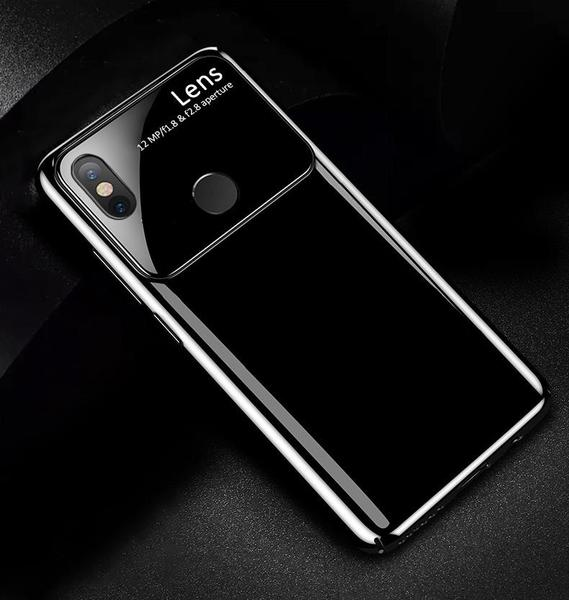 timeless design 1ba1d 776fb Luxury Mirror Effect Ultra Thin Phone Case for Redmi Note 5 Pro