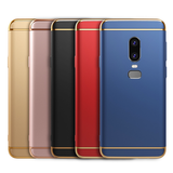 Electroplated Ultra Thin 3-In-1 Case for OnePlus 6