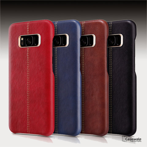 Galaxy S8 & S8 Plus Genuine Leather Case