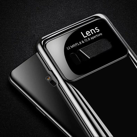 Luxury Smooth Ultra Thin Mirror Effect Case for Galaxy Note 8