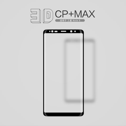 3D Full Tempered Glass for Samsung Galaxy Note 8