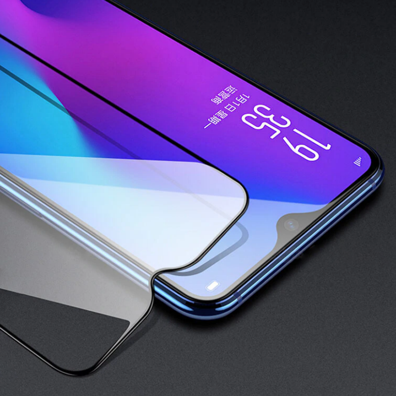 5D Tempered Glass Screen Protector For Galaxy A50