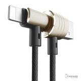 T-type Magnetic USB 2.1 A Fast Charging Cable for Apple iPhone