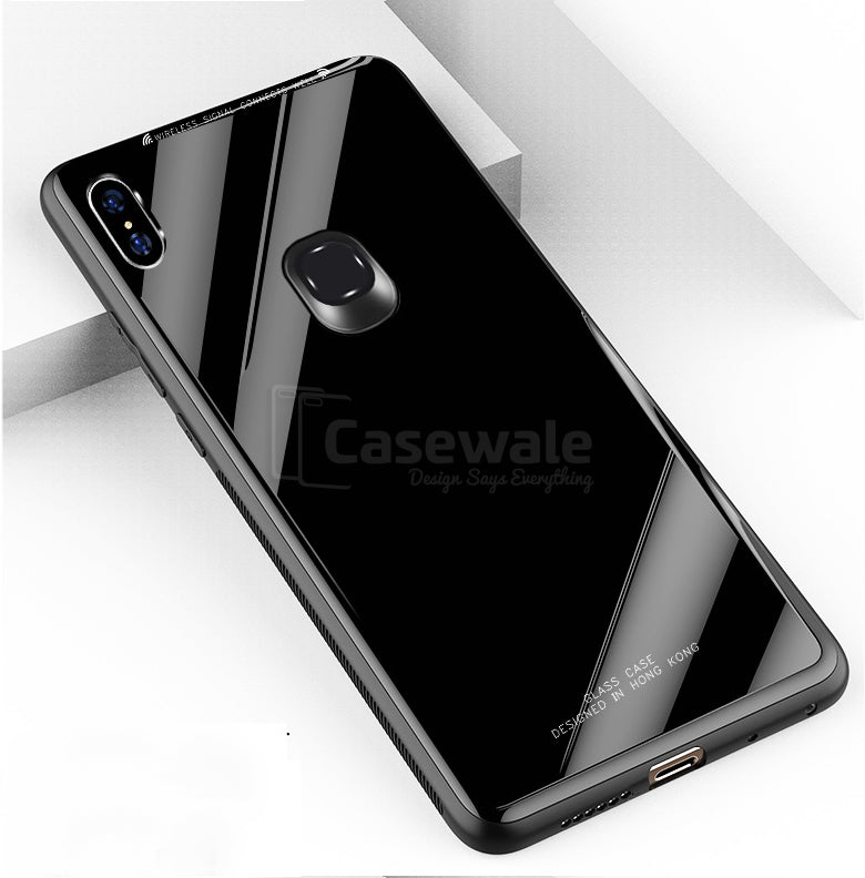 Tempered Glass Full Protection Tpu Case For Redmi Note 5