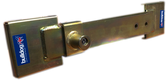 Bulldog Chereau box trailer lock - CT550