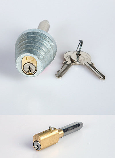 FDM 008 Oval Bullet Lock and conical housing