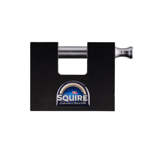 SQUIRE 75MM CONTAINER LOCK CEN4  KEYEDALIKE