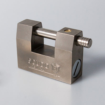 ILS FT 4980.C Hardened Steel Padlock