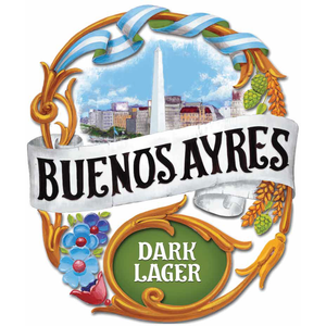 Buenos Ayres Dark Lager 20 x 500 ml - Latin Wines Online