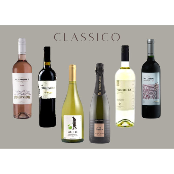 Classico Mixed Case of 6 Bottles