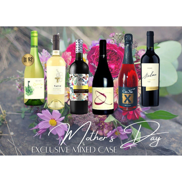 Mother's Day EXCLUSIVE Mixed Case of 6 Bottles