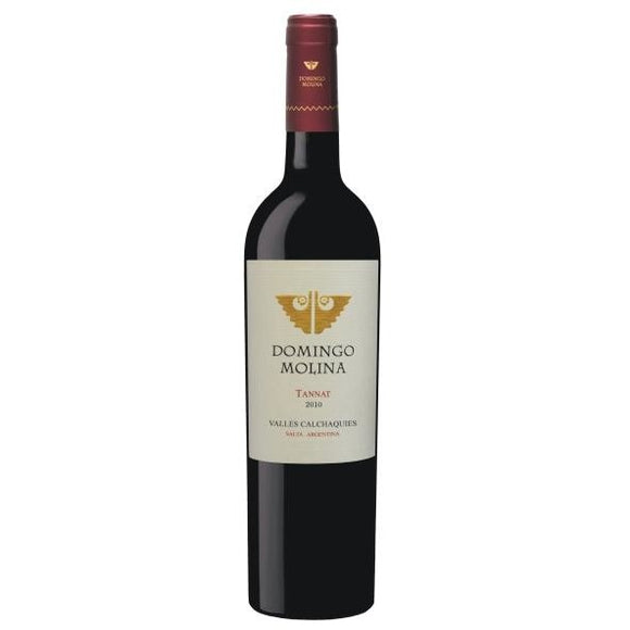 DOMINGO MOLINA tannat 2014 - Latin Wines Online