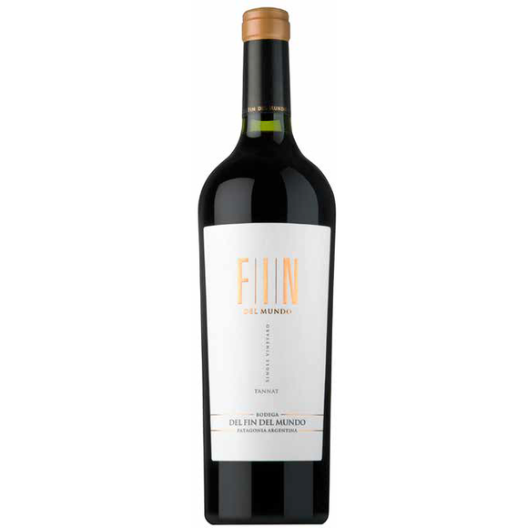 FIN SINGLE VINEYARD Tannat 2011 - Latin Wines Online