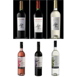Fandango – 6 bottle mixed Brazil & Argentina intro case - Latin Wines Online