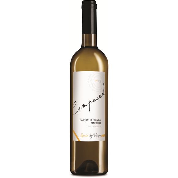 Composed By Hispa Garnacha Blanca/Macabeo 2012