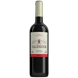 Vallemayor Red Tempranillo 2017 - Latin Wines Online