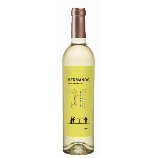 Hermanos torrontes late harvest 2017 - Latin Wines Online